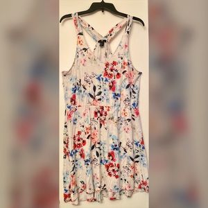 H&M Sleeveless (tank) Swing Dress